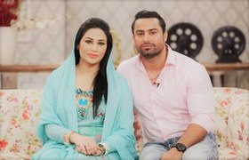 Humaira Arshad and Ahmed Butt Have Parted Ways Officially