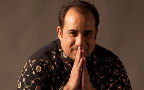 Rahat Fateh Ali Khan Lends his Voice for Geo TV Ramzan Transmission's OST