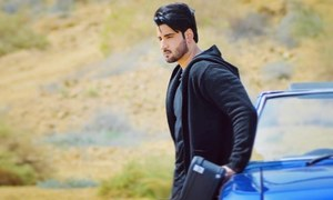 Agha Ali's Mesmerizing Song 'Main Haara' is Out