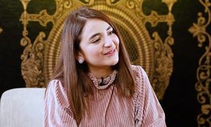 'Rewind with Samina Peerzada' Yumna Zaidi Spoke Passionately About her Journey