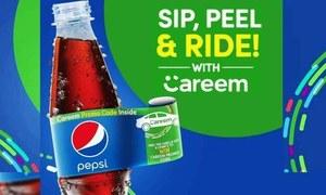 Pepsi - Careem Partnership On a Whole New Level