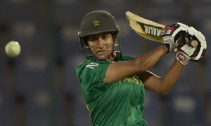 Pakistan Edge South Africa to Take 3rd T20I