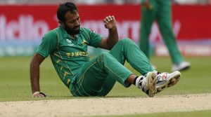 I Dreamt of World Cup Selection: Wahab Riaz!