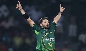 Shahid Afridi Named Icon Player for Euro T20 Slam!