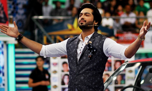 Fahad Mustafa in Hot Water on Casually Taking #MeToo Movement as a Joke!