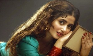 Sajal Ali to Work in Films if Offered Stronger Characters