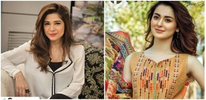 Hania Aamir and Ayesha Omar Turned into Vloggers!