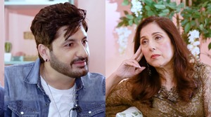 """I never looked back"" - Says Syed Jibran on ""Rewind with Samina Peerzada""!"