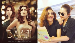 "The Trailer of ""Baaji"" Gives Out the Whole Glamourous Vibe!"