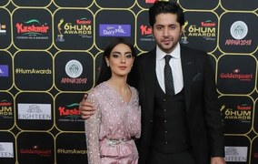 Imran Ashraf is all Praise for Co-Star Iqra Aziz