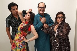 Hold on Tight Because Your Favorite Sit-Com is Gracing Your Screens from this Eid
