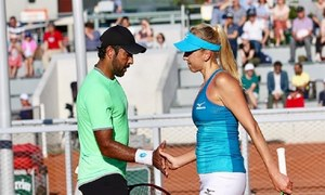 Aisam-ul-Haq Reaches Semi-Finals of French Open Mixed-Double Event!