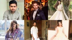 Celebrity Look Book – Day 1, Eid-ul-Fitr 2019!
