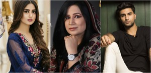 HIP Exclusive: Farhat Ishtiaq Opens Up About Her New Drama Starring Ahad Raza Mir and Sajal Aly