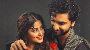 Five times Sajal Aly and Ahad Raza Mir Gave us Major Couple Goals!