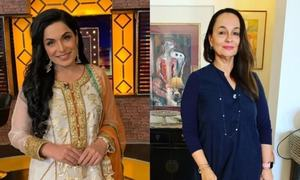 Bollywood Actress/Director Soni Razdan Praises Meera Jee!