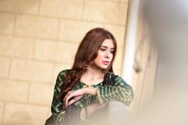 "Azekah Daniel Shoots for HUM TV's New Play ""Malal-e-Yaar""!"