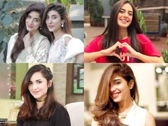 Pakistani Stars Giving Summer Goals 2019!