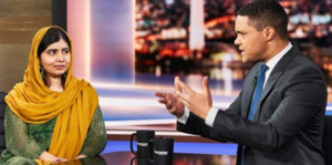 Malala Yousafzai Talks About Refugee Crisis on 'The Daily Show' with Trevor Noah!