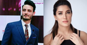 Osman Khalid Butt Gives Shut Up Call to the Social Media Trolls For Mehwish Hayat