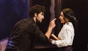 Ahad Raza Mir Wins the Betty Mitchell Award for Hamlet!