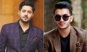 Imran Ashraf Schools Shahveer Jafry on his Comments Related to Pakistani Dramas