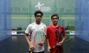Asian Junior Squash Championship: Mohammad Hamza Set to Play U15 Final Against Joachim Chuah