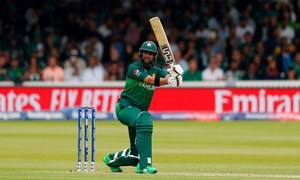 'Courageous' Imad Holds His Nerve to Deliver for Pakistan!