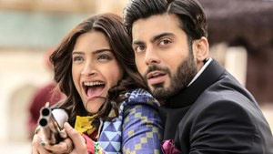Sonam Kapoor's Fascination with Fawad Khan Continues!