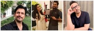 Pakistani Celebs who Hilariously Failed the Bottle Cap Challenge