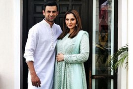 Sania Mirza Shares a Heartfelt Note for Shoaib Malik!