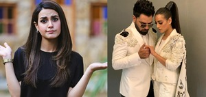 Iqra Aziz Addresses All Those Who Spoke Against The Way She Was Proposed!