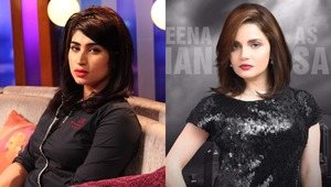 Armeena Khan Remembers Qandeel Baloch!