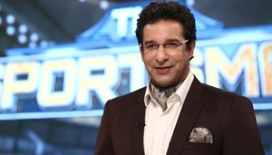 Wasim Akram Left High And Dry At The Manchester Airport