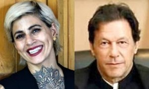 Indian Stylist & Documentary Film Maker Sapna Bhavnani Tweets PM Imran Khan With A Request