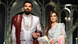 Yasir Hussain Responds to Engagement Pictures