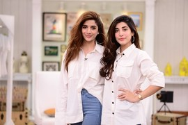 Urwa And Mawra Think Depression is Caused By Food And We're Confused