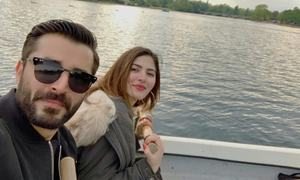 Hamza Ali Abbasi Declines Talk Show Offers To Reveal More About His Love Story With Naimal Khawar