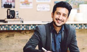 Film Director Asim Abbasi Wraps Up The Shoot Of His Web Series