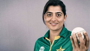 Sana Mir to be Honored with Asia Game Changer Award