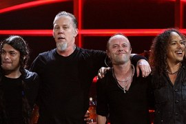 Metallica's S and M2 Concert to be Played in theatres Across Pakistan