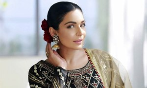 Meera Hospitalized in Dubai