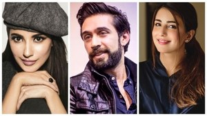 Navin Waqar , Ali Rehman Khan and Ushna Shah Starrer Bewafa Begins With A Bang
