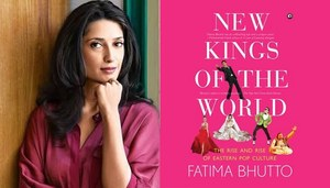 Fatima Bhutto has something to say about King Khan!