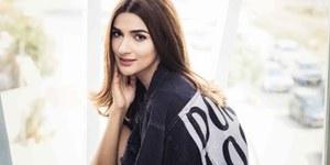 Rabab Hashim Looks Stunning in her Latest Photoshoot