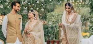 Zainab Abbas gets hitched!