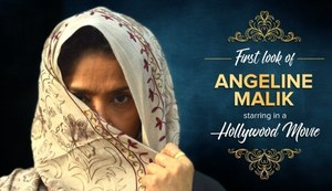 Angeline Malik steps into Hollywood