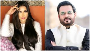 Mehwish Hayat claps back at Amir Liaquat Husain, once again!