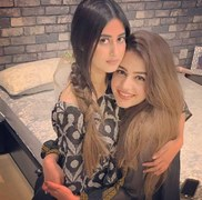 Zara Noor Abbas writes a heartfelt note for best friend Sajal