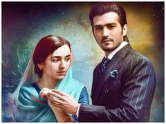 Yumna Zaidi & Shehzad Sheikh starrer Raaz e Ulfat begins tomorrow